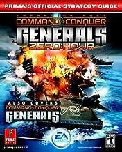 Command and Conquer: Generals Zero Hour (Prima's Official Strategy Guide): Zero Hour - Official Strategy Guide by Prima Development (26-Sep-2003) Paperback
