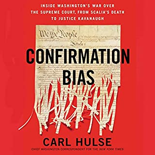 Confirmation Bias audiobook cover art