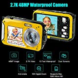 Zoom IMG-1 isunfun macchina fotografica subacquea 48