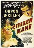 My Little Poster Plakat affiche Citizen Kane Vintage