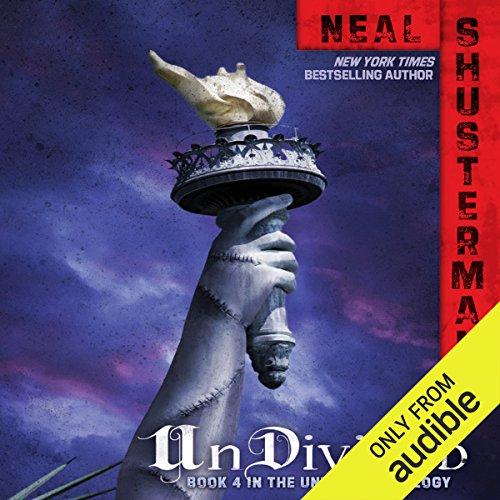 Undivided                   De :                                                                                                                                 Neal Shusterman                               Lu par :                                                                                                                                 Luke Daniels                      Durée : 12 h et 57 min     Pas de notations     Global 0,0