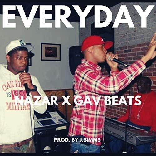 Nazar feat. Gavin Williams