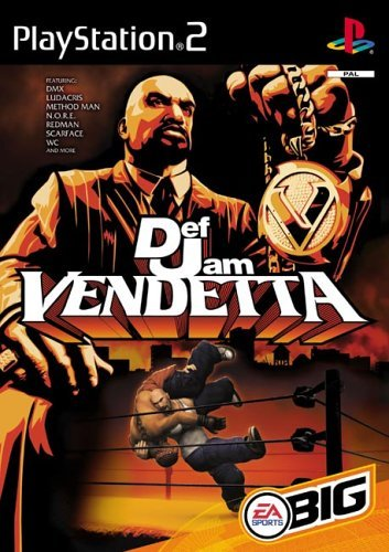 Def Jam Vendetta (PS2) by Electronic Arts