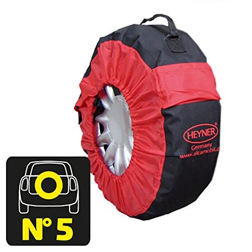 HEYNER Reifentaschen Ersatzrad 16-22 Zoll (1x) Premium Reifen Aufbewahrung