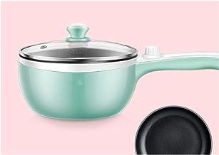 Les étudiants en dortoir cuisinent des nouilles petit pot électrique, mini pot de petite chambre à faible puissance-b