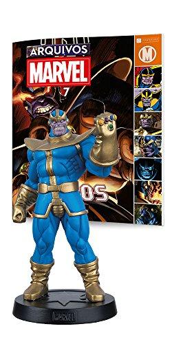 Thanos - Coleção Marvel Fact Files