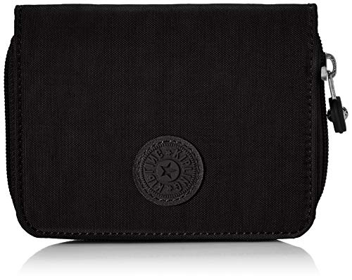 Kipling Damen Money Power Münzbörse Schwarz (True Black)
