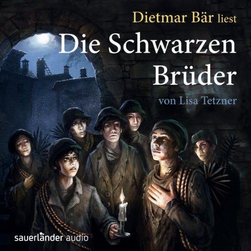 Die Schwarzen Brüder audiobook cover art