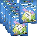 TE-Trend 6 Stück Tommy's Wundertüte Partytüte Kindergeburtstag Party Geburtstag Jungen...