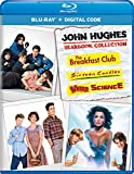 John Hughes Yearbook Collection (The Breakfast Club / Sixteen Candles / Weird Science) (Blu-ray + Digital HD) [Importado]