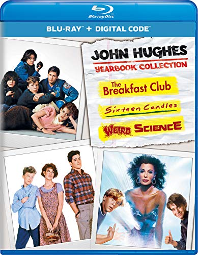 John Hughes Yearbook Collection (Blu-Ray + Digital HD) $12.99 via Amazon