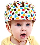 Product Image of the Huifen Baby Children Infant Toddler Adjustable Safety Helmet Headguard...
