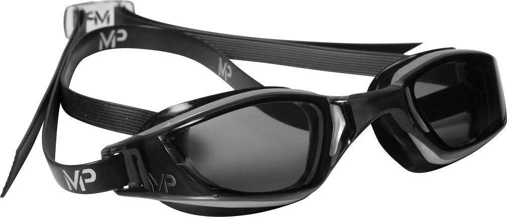 Aqua Sphere Michael Many popular brands Phelps Xceed Max 90% OFF Swimming - Gray Black Goggles