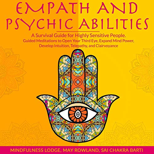 Empath and Psychic Abilities  By  cover art