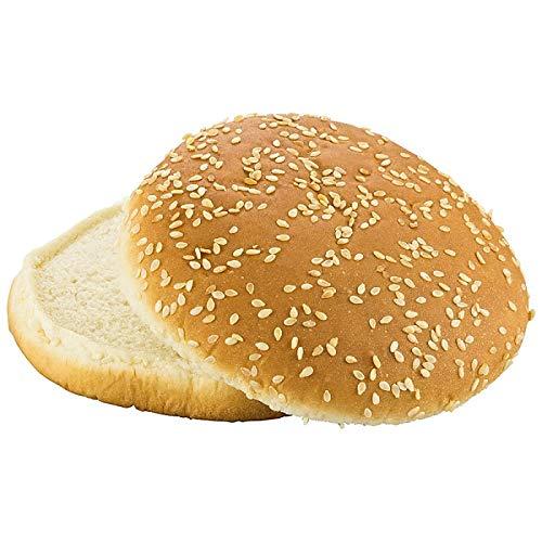 JAUS Mega Burger Buns 4er, 7 Beutel
