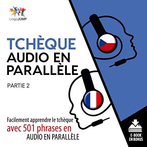 Couverture de Tchèque audio en parallèle