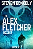 THE ALEX FLETCHER BOXSET (Books 1-5): A Modern Thriller Series (English Edition)
