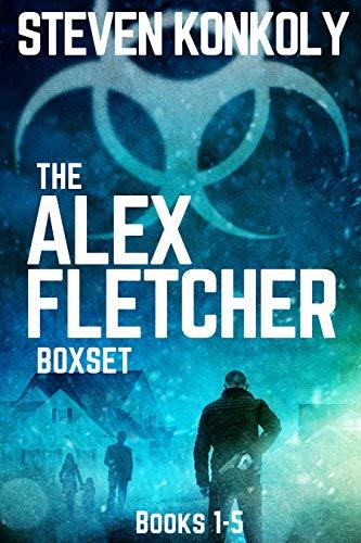 THE ALEX FLETCHER BOXSET (Books 1-5): A Modern Thriller Series by [Steven Konkoly]