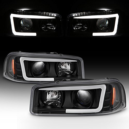 02 gmc sierra headlight assembly - 3