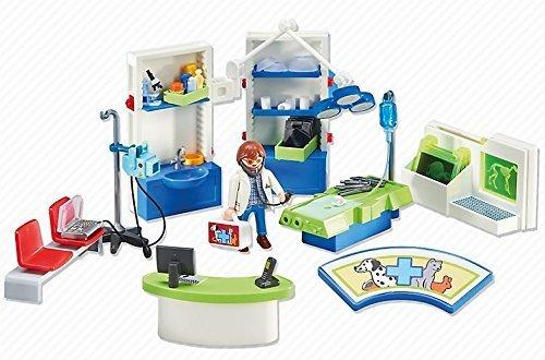 Playmobil 6442 Tierarztpraxis (Folienverpackung)