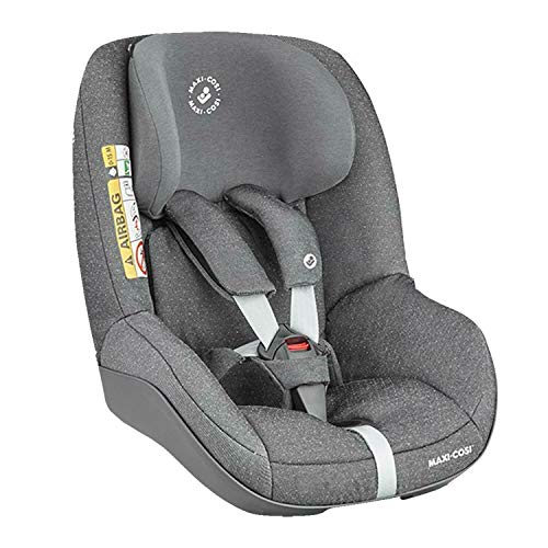 Maxi-Cosi Pearl Pro SPARKLING GREY - Asiento infantil para coche (9-18 kg), color gris