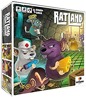 Eclipse Editorial- Ratland, Multicolor (BGRATLAND)