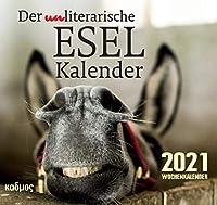 Der (un)literarische Eselkalender 2021