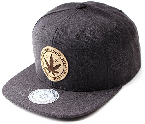Sujii Maple Leaf Snapback Hat Baseball Cap Casquette Trucker Hat Outdoor Camping Chapeau