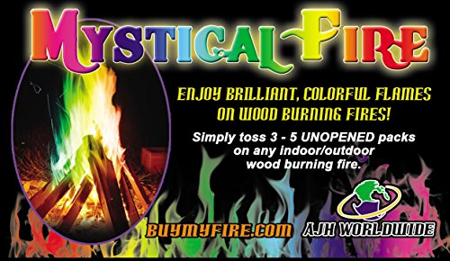 Mystical Fire Flame COLORANT, 25-pouch Box