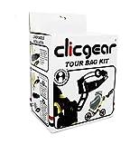 Clicgear 3.5 Tour - Accesorio para carritos de Golf, Color Negro