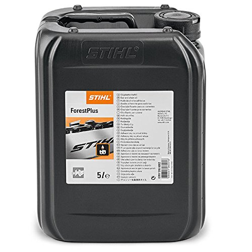 Stihl Aceite adhesivo para cadenas de motosierra ForestPlus, 5 litros