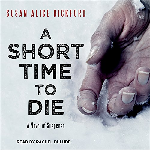 A Short Time to Die audiobook cover art