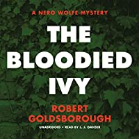The Bloodied Ivy: A Nero Wolfe Mystery (Nero Wolfe Mysteries)