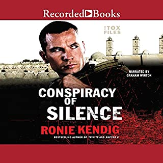 Conspiracy of Silence cover art