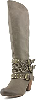 Not Rated Women's Cocktail Queen Riding Boot