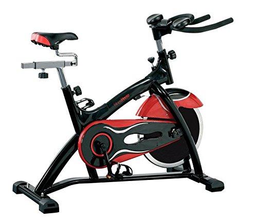 Fitness House PowerPro Bicicleta estática de Ciclismo, Unisex Adulto,...