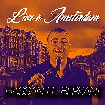 Live à Amsterdam