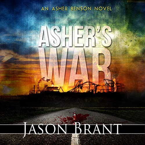 Asher's War audiobook cover art
