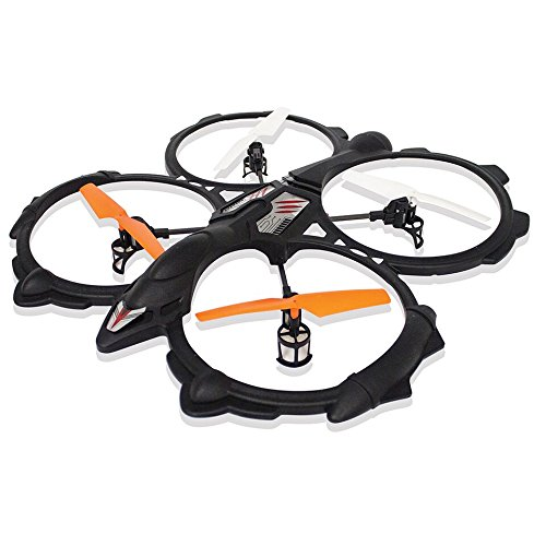 RC - 40cm 4 Channel Quadcopter with 6 Axis Gyro