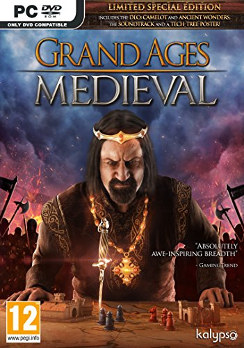 Grand Ages : Medieval - Limited Special Edition Pc- Pc
