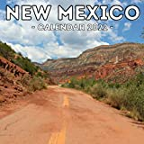 New Mexico Calendar 2022: 16-Month Calendar, Cute Gift Idea For New Mexico State Lovers Women & Men