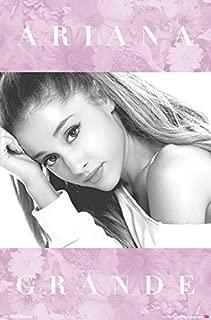 Trends International Ariana Grande Floral, 22.375