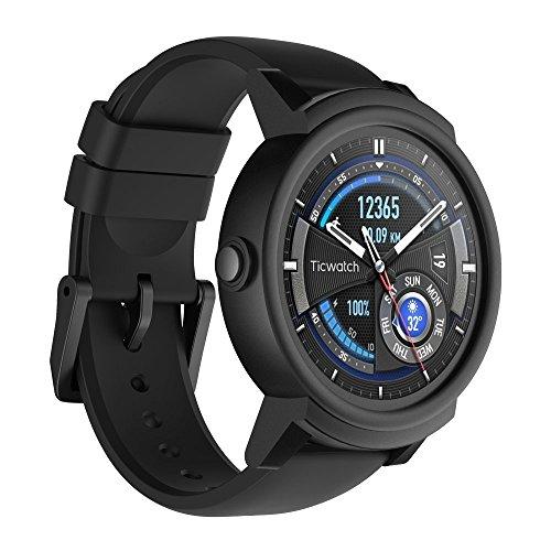 Ticwatch E Series Smartwatch (Shadow)