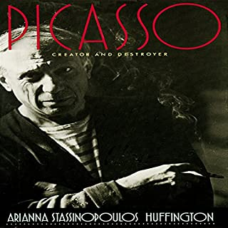 Picasso: Creator and Destroyer cover art