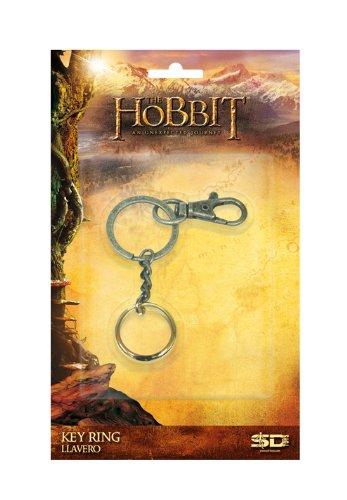SD toys - Sd02729 - The Hobbit - Porte-clés Anneau Unique Métal