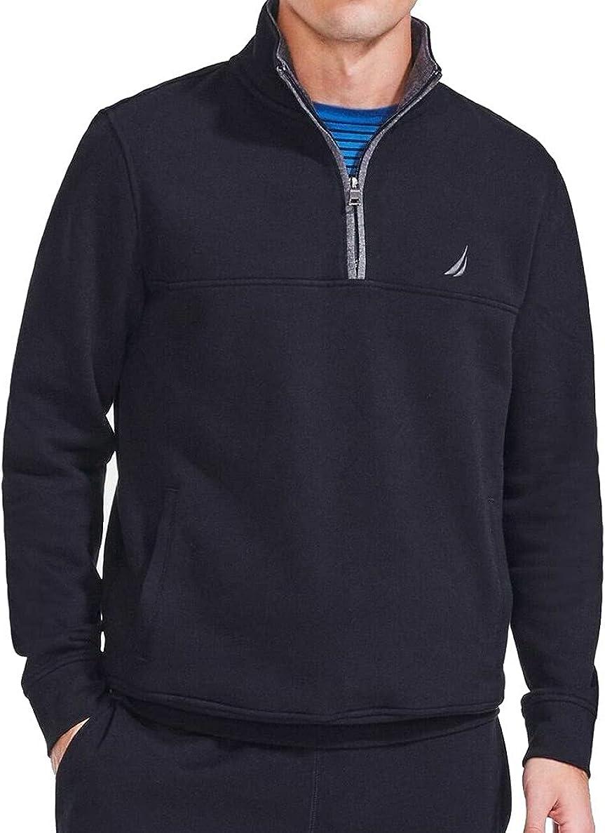 Nautica 1/4 Zip Knit Sweater