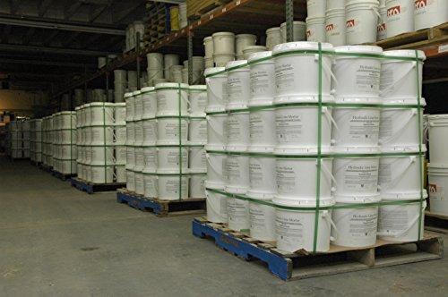 Hydraulic Lime Mortar Medium, Color Standard - 3.5 Gallon (Standard Color)