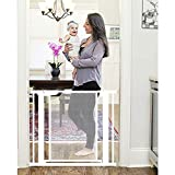 Best Baby Gates For Stairs - Heele New Design Gate Auto Close Safety Ba Review