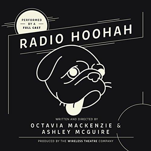 Radio Hoohah audiobook cover art
