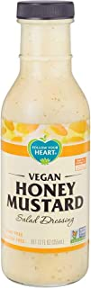 Follow Your Heart Vegan Honey Mustard Salad Dressing, 12 Ounce -- 6 per case